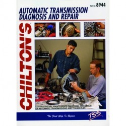 Chilton Total Service Series for Automatic Transmission & Repair