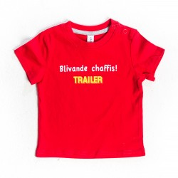 T-shirt barn Trailer