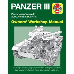 Panzer III Tank Manual