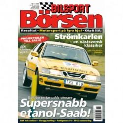 Bilsport Börsen nr 11  2005
