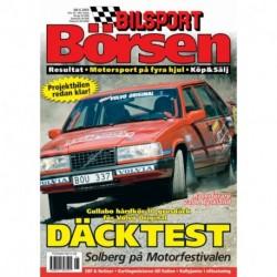 Bilsport Börsen nr 6  2005