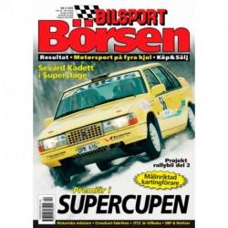 Bilsport Börsen nr 4  2005