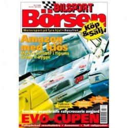 Bilsport Börsen nr 11  2002
