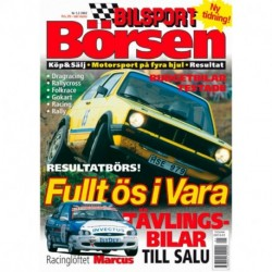 Bilsport Börsen nr 1  2002