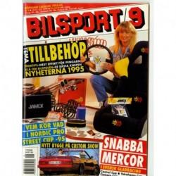 Bilsport nr 9  1995