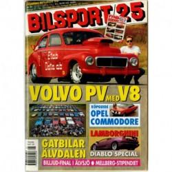 Bilsport nr 25  1993