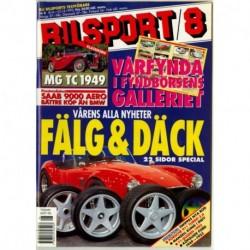 Bilsport nr 8  1993