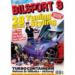 Bilsport nr 9  2005