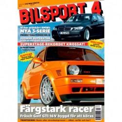 Bilsport nr 4  2005