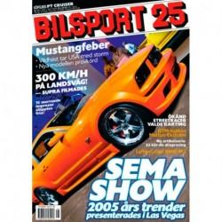 Bilsport nr 25  2004