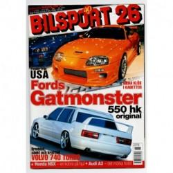 Bilsport nr 26  2002