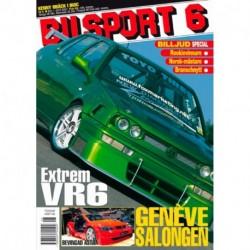 Bilsport nr 6  2001