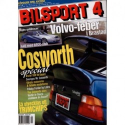 Bilsport nr 4  1999