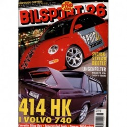 Bilsport nr 26  1998