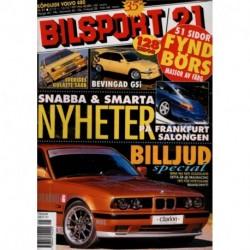 Bilsport nr 21  1997