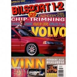 Bilsport nr 1  1998