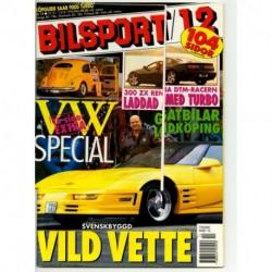 Bilsport nr 12  1996
