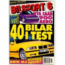 Bilsport nr 6  1996