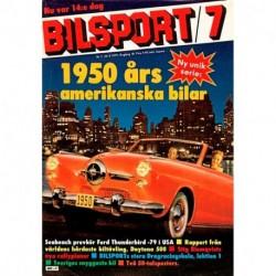 Bilsport nr 7  1979