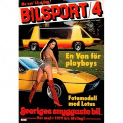 Bilsport nr 4  1979
