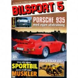 Bilsport nr 5  1987