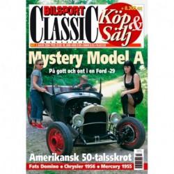 Bilsport Classic nr 3  2004
