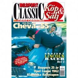 Bilsport Classic nr 7  2002
