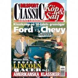 Bilsport Classic nr 6  2002