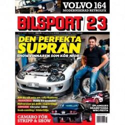 Bilsport nr 23 2013
