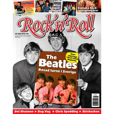 Rock'n'Roll Magazine nr 5 2016