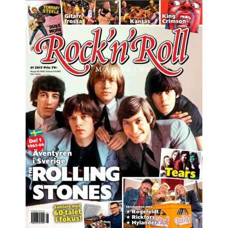 Rock'n'Roll Magazine nr 1 2017