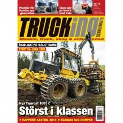 Trucking Scandinavia nr 10 2016