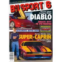 Bilsport nr 6  1991