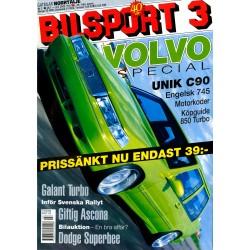 Bilsport nr 3  2002
