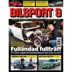 Bilsport nr 9 2013