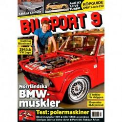 Bilsport nr 9 2011