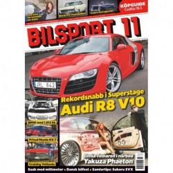 Bilsport nr 11 2009