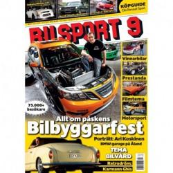 Bilsport nr 9 2009