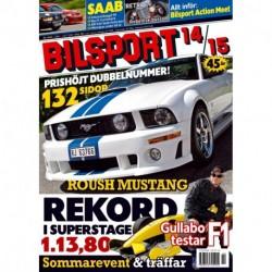Bilsport nr 14 2007