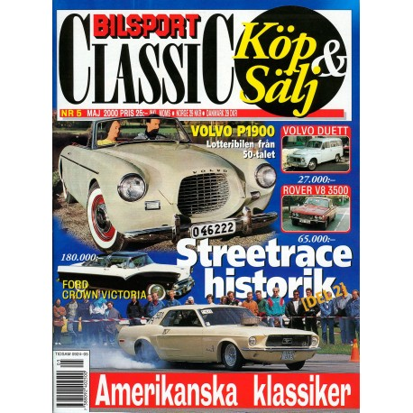 Bilsport Classic nr 5  2000
