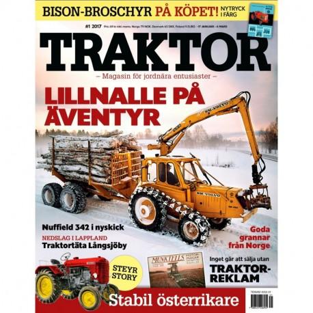 Traktor nr 1 2017