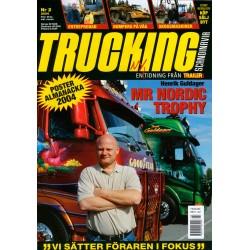 Trucking Scandinavia nr 2  2004