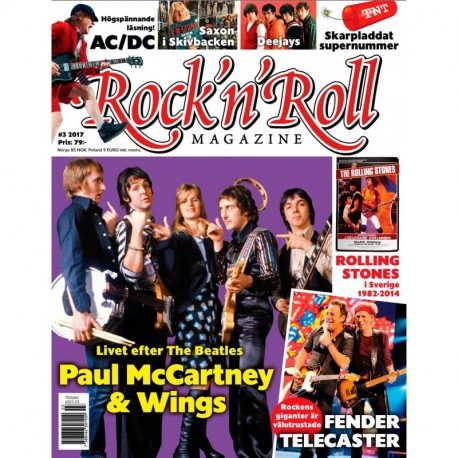 Rock'n'Roll Magazine nr 3 2017