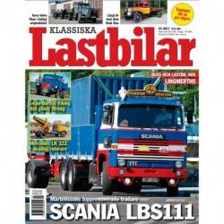 Klassiska Lastbilar nr 3 2017