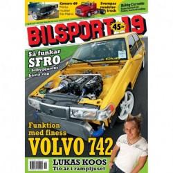 Bilsport nr 19 2007