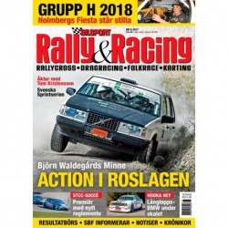 Bilsport Rally & Racing nr 6 2017