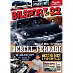Bilsport nr 22 2007