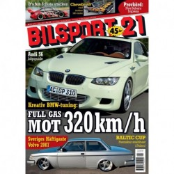 Bilsport nr 21 2007