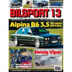 Bilsport nr 13 2013