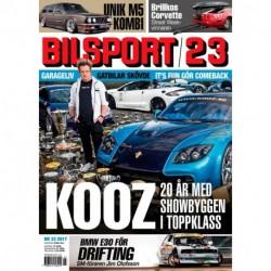 Bilsport nr 23 2017